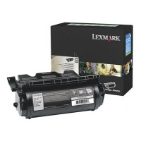 Lexmark toner: High Yield Return Programme Cartridge, T64x - Zwart