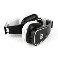 Attitude One Almaz Wired Stereo Headphones - Zwart (PC + MAC + Mobile)