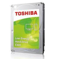 Toshiba E300 3 TB bulk - Harddisk, 3,5 inch, 5.940 tpmin, 64 MB