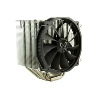 Scythe GlideStream 140 PWM Hardware koeling - Zwart, Zilver