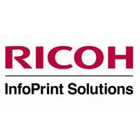 Ricoh ontwikkelaar print: 4000, 4100 developer rood 700.000 pagina's
