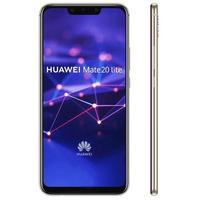 Huawei smartphone: Mate 20 lite - Goud 64GB