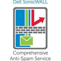 SonicWall Comprehensive Anti-Spam Service Firewall software