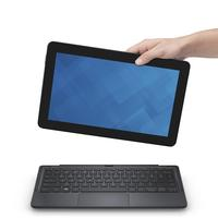 DELL tablet: Latitude 5175 inclusief keyboard case en pen - Zwart