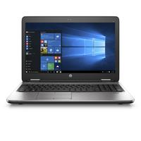 "HP laptop: ProBook 655 G2 15.6"" 256GB  - Zilver"