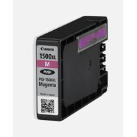 Canon inktcartridge: PGI-1500XL M - Magenta