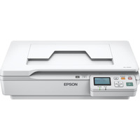 Epson scanner: WorkForce DS-5500N - Wit