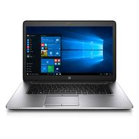 HP laptop: EliteBook 755 G3 - AMD PRO A10-8700B - 256GB SSD - Zilver