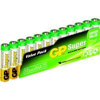 Gp batteries batterij: Super Alkaline AAA - Multi kleuren