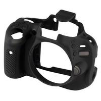 Easycover cameratas: camera case for Nikon D5100 - Zwart