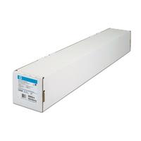 HP 914 mm x 45.7 m, 90 g/m², Mat, Houtvezel papier - Wit