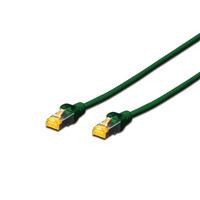Digitus netwerkkabel: Cat 6a S-FTP, 30m - Groen