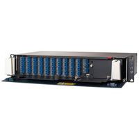 Cisco 15216-MD-40-EVEN patch panel - Zwart, Blauw