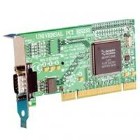 Brainboxes 1-Port Low-Profile Serial Adapter, Universal PCI