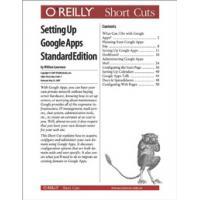 O'Reilly boek: Media Setting Up Google Apps Standard Edition - eBook (PDF)