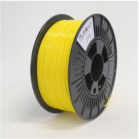 Builder 3D printing material: PLA, Yellow, 1.75mm, 1kg - Geel