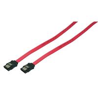 LogiLink ATA kabel: SATA 0.5m - Rood