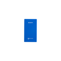 Sony Smartphone charger blue (CP-V5ABL)