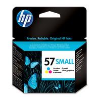 HP inktcartridge: 57 kleine originele drie-kleuren inktcartridge - Cyaan, Magenta, Geel