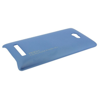 ROCK mobile phone case: Naked - Blauw