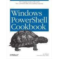O'Reilly product: Windows PowerShell Cookbook - EPUB formaat