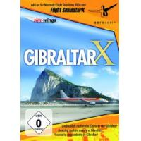 Flight Simulator X: Gibraltar Scenery