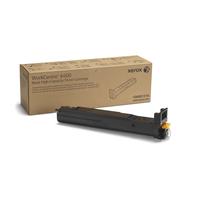 Xerox cartridge: Hoge capaciteit tonercartridge, zwart (12.000 pagina's)