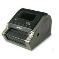 Brother labelprinter: P-Touch QL-1050 - Zwart, Zilver