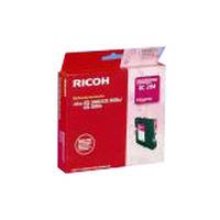 Ricoh inktcartridge: Regular Yield Gel Cartridge Magenta 1k