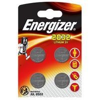 Energizer batterij: CR2032 - Metallic