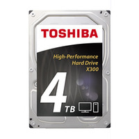 Toshiba interne harde schijf: X300 4TB