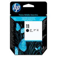 HP printkop: 11 zwarte printkop