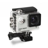 Kitvision actiesport camera: Escape 4KW - Zwart, Zilver