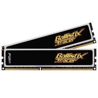 8GB kit (4GBx2) DDR3 1600 MT/s (PC3-12800) CL8 @1.5V Ballistix Tactical Tracer UDIMM