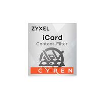 ZyXEL software licentie: iCard Cyren CF 1Y