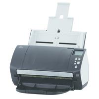 Fujitsu fi-7160 Scanner - Zwart, Wit