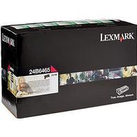 Lexmark cartridge: Magenta, 20000 pages