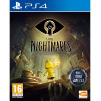 Namco Bandai Games game: Little Nightmares (Day One Edition)  PS4