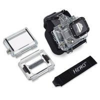 GoPro camera accessoire: Wrist Housing - Zwart, Transparant