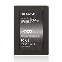 ADATA SSD: 64GB Premier Pro SP900 - Zwart