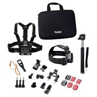 Action sports camera accessories