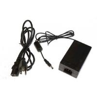 HP AC/DC power adapter (40 watt) - Output voltage 12VDC - Provides external power for LED monitor netvoeding - Zwart