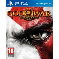 Sony game: God of War 3 (Remastered)  PS4