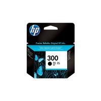 HP inktcartridge: 300 originele zwarte inktcartridge