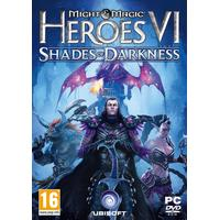 Ubisoft : Might & Magic Heroes VI - Shades of Darkness, PC