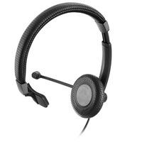 Sennheiser headset: SC 40 USB MS BLACK - Zwart