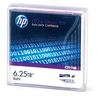 Hewlett Packard Enterprise datatape: LTO-6 Ultrium RW - Paars