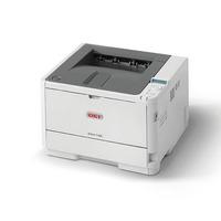 OKI laserprinter: ES4132dn - Zwart (Open Box)
