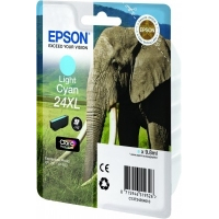 Epson Singlepack Light Cyan 24XL Claria Photo HD Ink (C13T24354020)