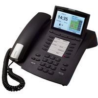 AGFEO dect telefoon: ST 45 AB - Zwart